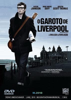 Lançamento em DVD/ Blu-ray - O Garoto de Liverpool