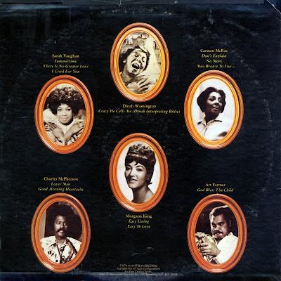 Soundological Investimigations Various Billie Holiday