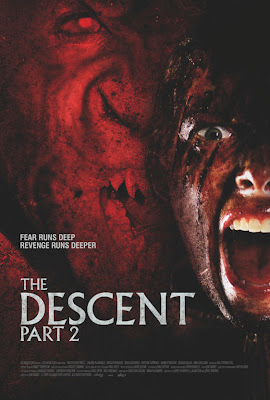 Filme Poster The Descent Part 2 DVDRip H264 Legendado