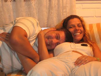 Eduardo Goldenberg e Danielli Pureza, Cabo Frio, 07 de abril de 2007