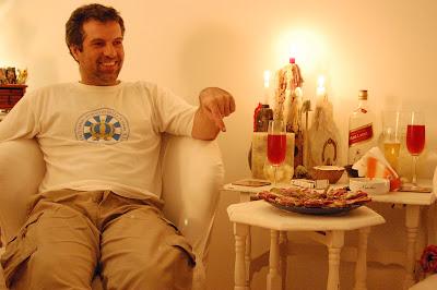 Rodrigo Ferrari, 16 de novembro de 2007