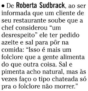 nota publicada na coluna GENTE BOA, do SEGUNDO CADERNO de O GLOBO de 22 de março de 2010