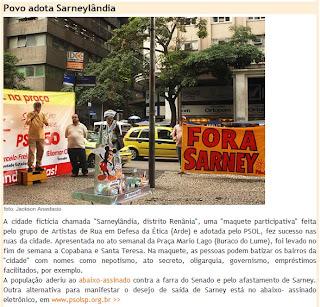 imagem retirada do site do deputado federal Chico Alencar