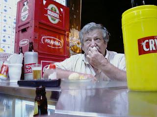 seu Brasil no Bar do Marreco, na Tijuca, 11 de agosto de 2009, foto de papparazi contratado