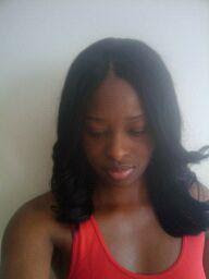 invisible part sew ins invisible part sew in hairstyles grateful