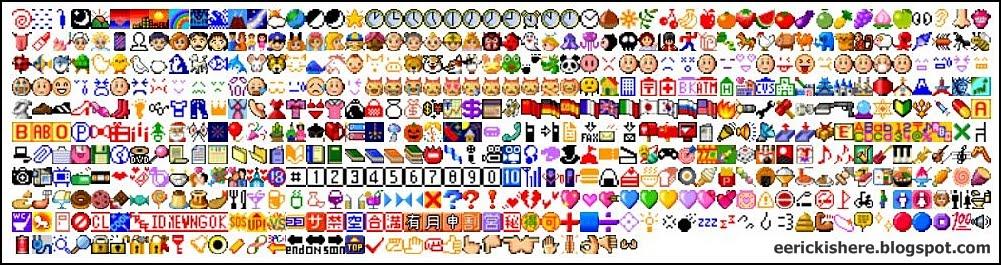 Cool Emojis On Facebook