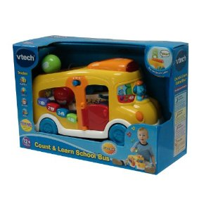VTech Count and Learn Alphabet Bus - amazon.com