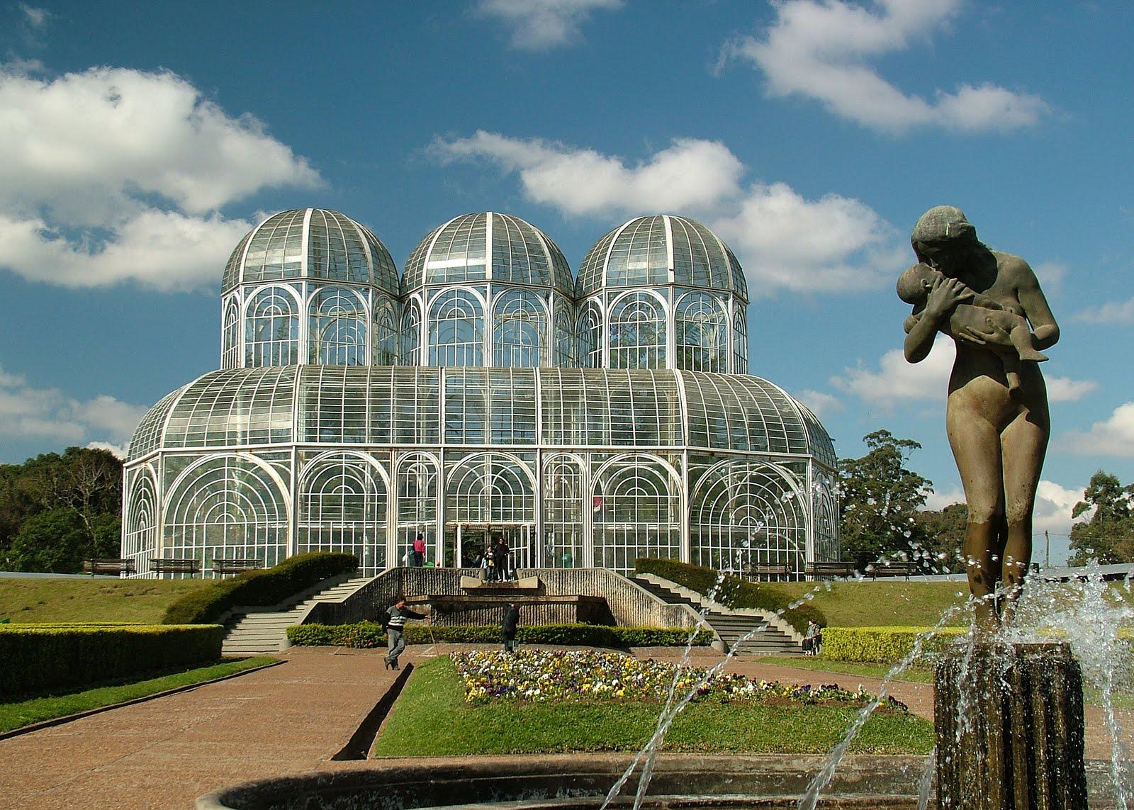 imagens jardim botanico curitiba:Blog da Thayssa: Jardim Botânico Curitiba