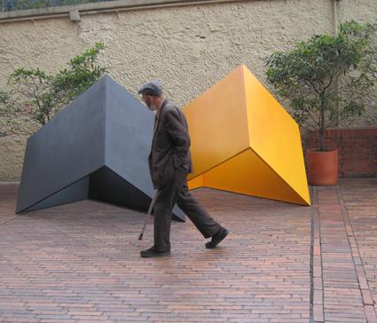 Dos módulos 2007 Acero Pintado - Metalmorfosis