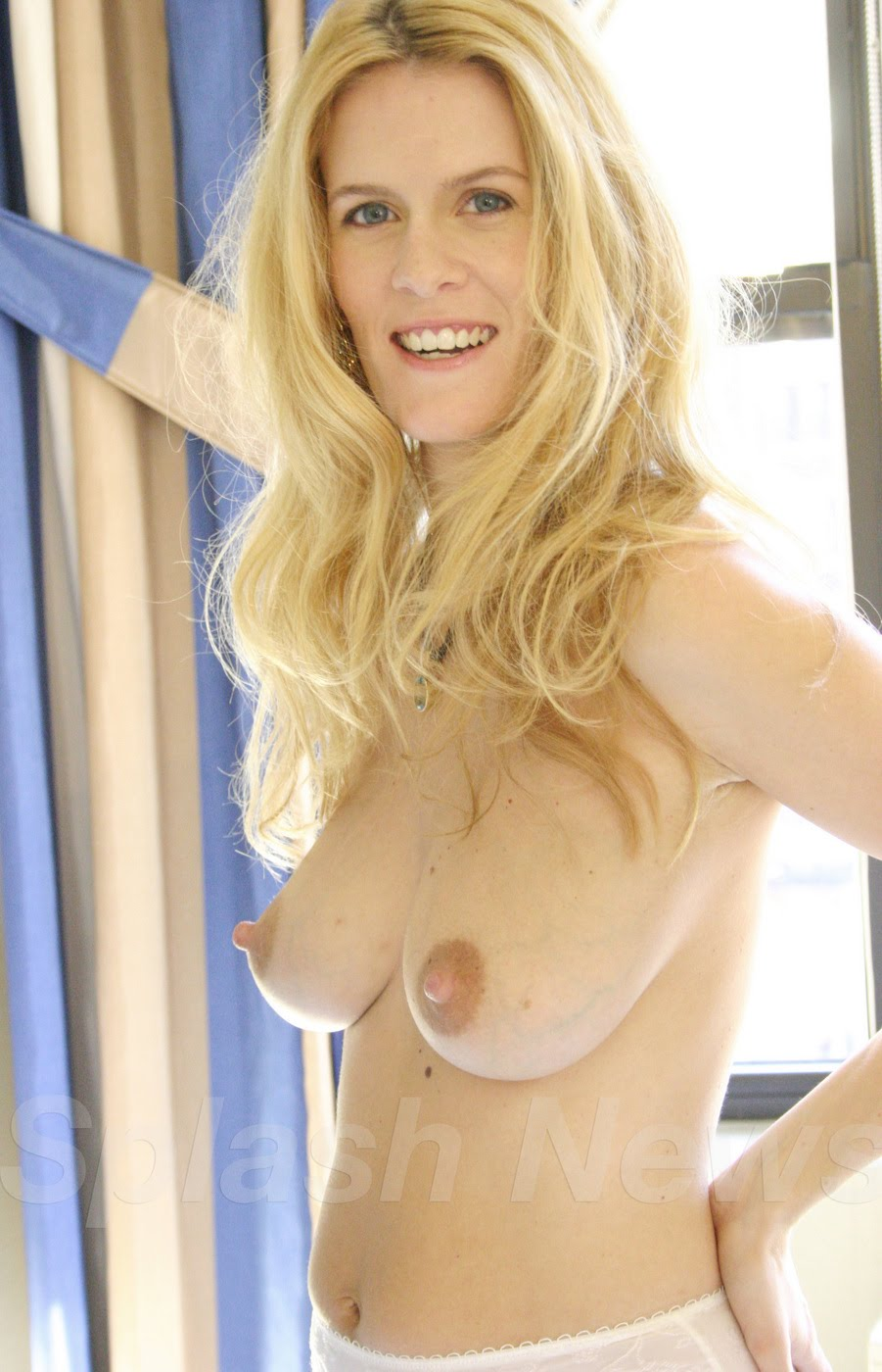 Real housewives of new york alex nude