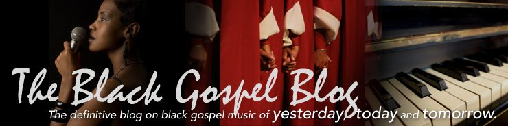The Black Gospel Blog