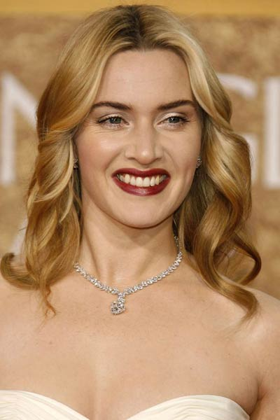 Winslet 34 separated from