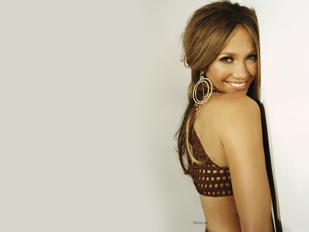 Jennifer Lopez Wallpapers - Smile