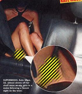 Kate Moss panties