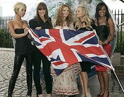 Spice girls, posh beckham geri mel c