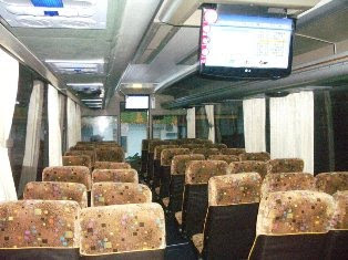 BIG BUS INTERIOR