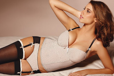 Lucy Bayet Next Lingerie