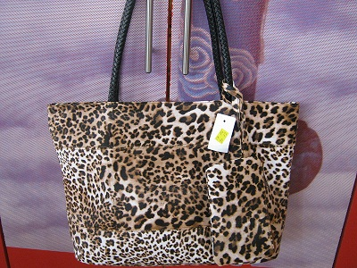 Tas Fashion kulit macan murah..... reseller welcome