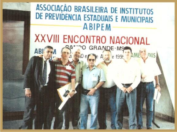 Luiz Flávio Madeira no XXVIII Encontro Nacional do EPREMA