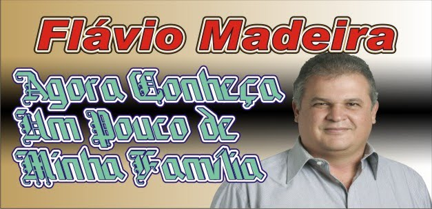 A Família de Flávio Madeira