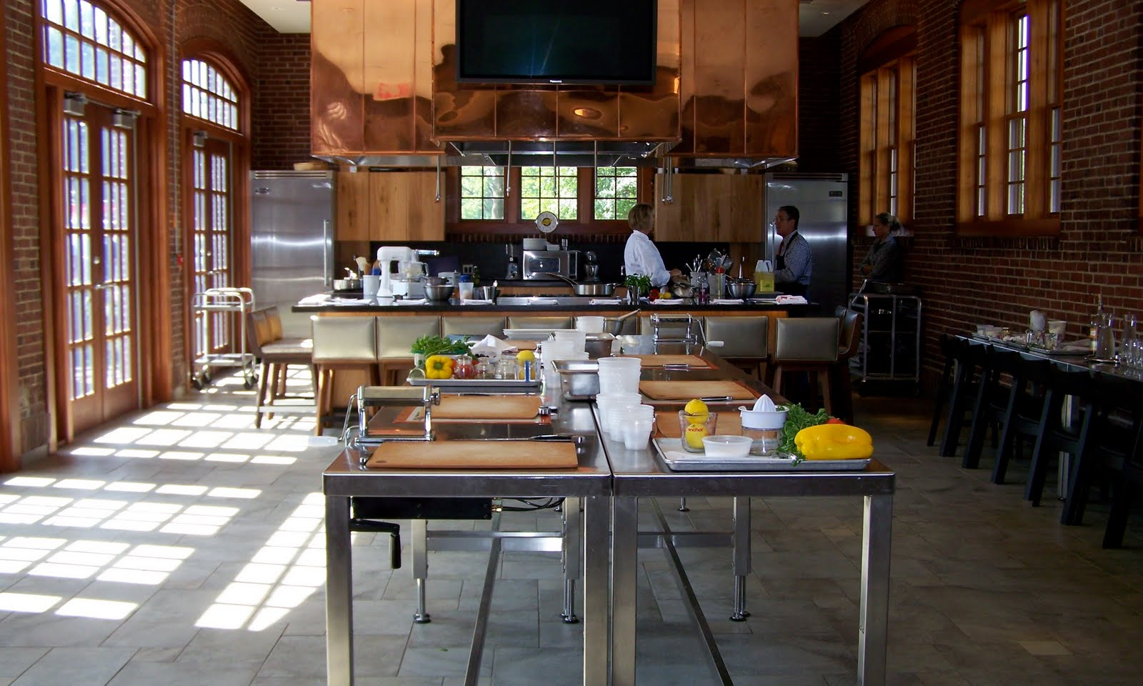 garden state on a plate: a visit to the viking cooking school at