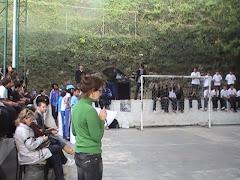 Projeto contra a violência-Grupo de dança (hip hop) -Marcelo do Terra Santa-Campus II