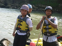 kayaking sungai progo pic