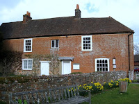 Jane Austen House in Chawton England