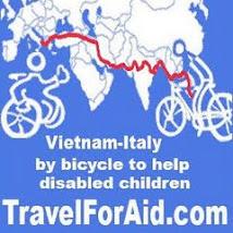 Vietnam-Italia in bicicletta