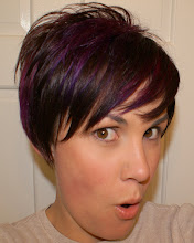 My Purple Hair!