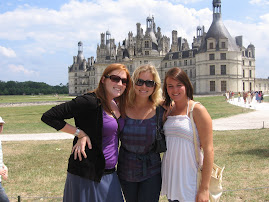 Pi Phis at Chateau Chambord