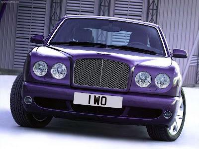 2005 Bentley Arnage R. Arnage T Arnage R