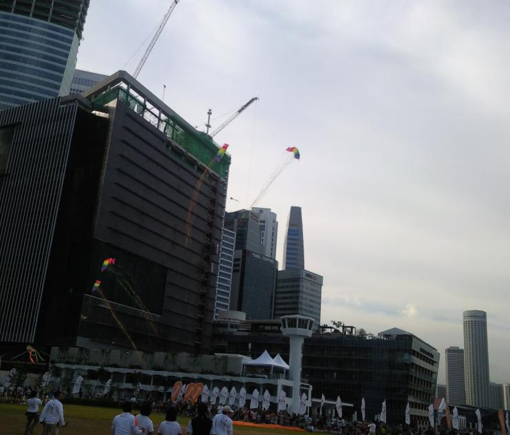 the promontory marina bay how to go