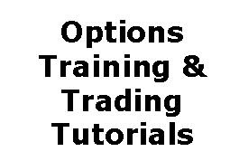 Options Training Trading