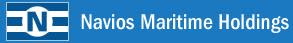 Navios Maritime Holdings IPO