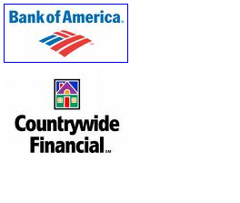 Bank of America BofA Countrywide loans deal