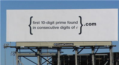 Google Billboards Marketing Advertising