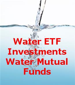 Water ETF