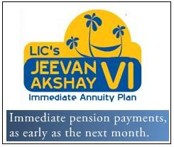 LIC Jeevan Akshay-VI Policy