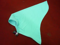 Tudung Lycra Plain for kids