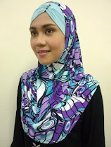 Tudung Syria Corak Exclusive Nani (L size)