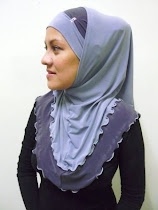 Tudung Syria Dual Plain
