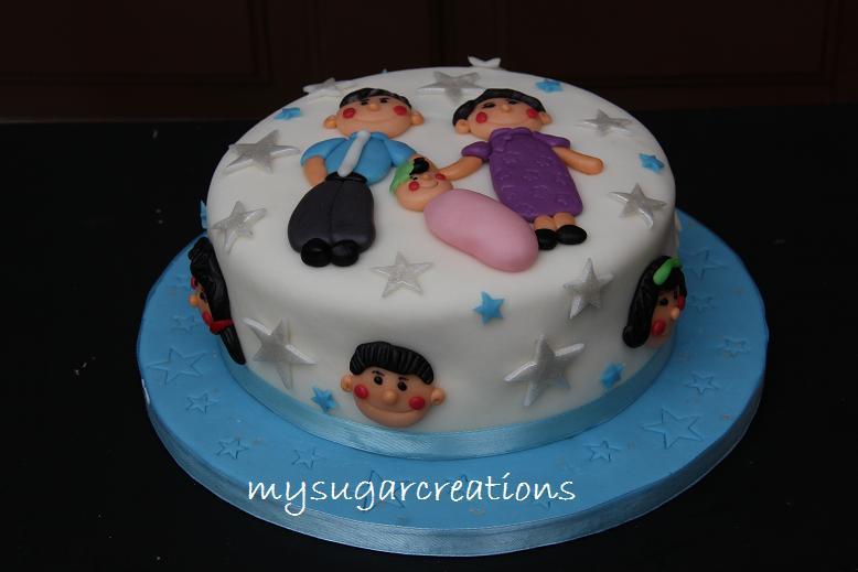 My Sugar Creations 001943746M Elysha Grandpas Birthday