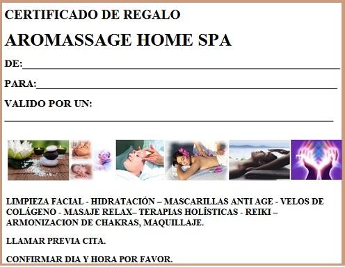 Aromassage home spa holistico for Pc in regalo gratis