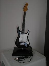 Guitarra Fender Stratocaster com captador