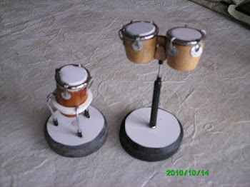 Mini conga e Bongo