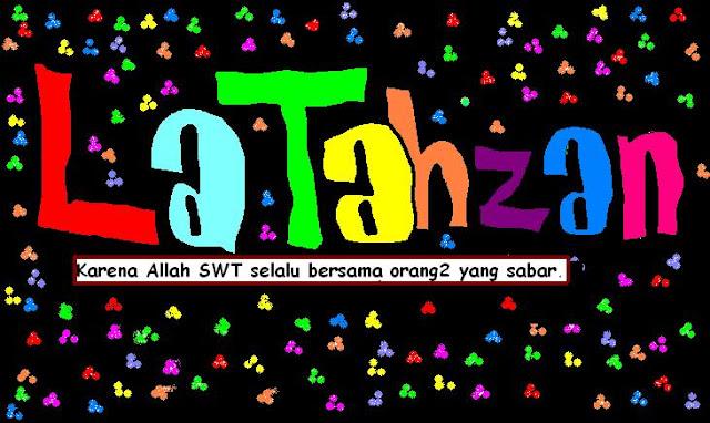 tahzan