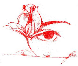 Dibujo Jose E. Santos, ,para el libro espejismo de Luna Llena