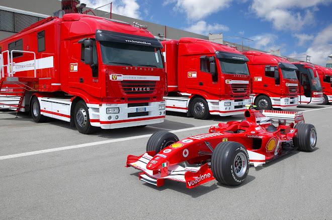 Stralis Scuderia Ferrari