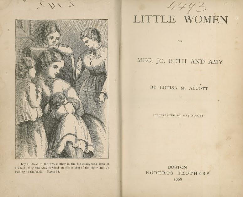 little women book report